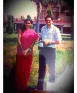 Ankita Lokhande parents