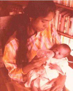 kamala harris mother shyama gopalan Devi