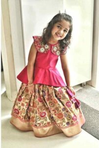 Allu Arjun daughter