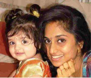 Shalini Ajith kumar biography with her daughter
