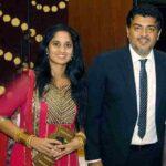 Shalini Ajith kumar with ajith kumar