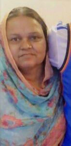 Sara Gurpal mother