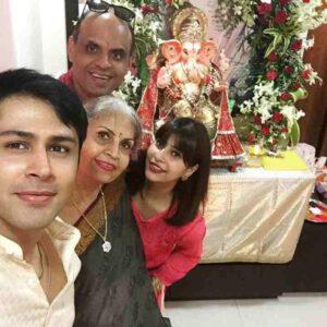 Sudeep Sahir devotee