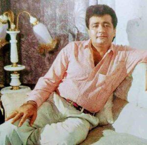 Tulsi Kumar father gulshan kumar