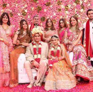 Tulsi Kumar pic during wedding