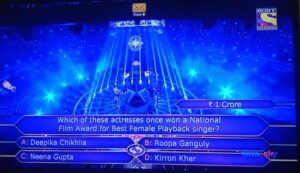 nazia nasim 1 crore question