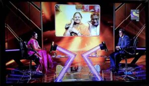 anupa talks to her parents after winning 1 crore
