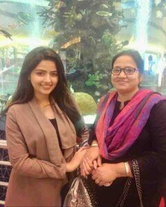 Shirin Kanchwala mother