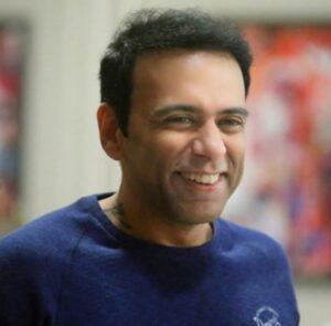 farhad shamji writer of laxmii movie