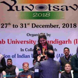 Anushka Banerjee award
