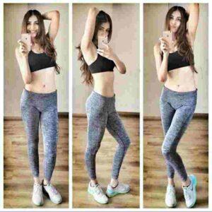 Aparna Sharma fitness