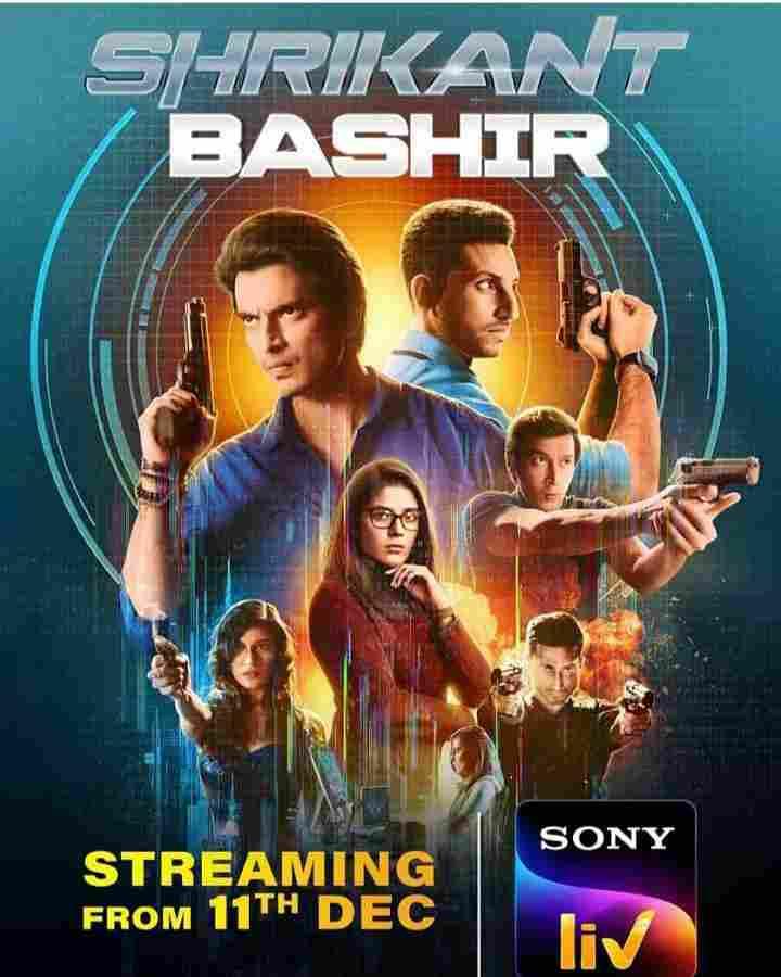 Shrikant Bashir starcast