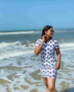 shivani narayanan favorite destination goa