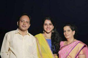 sireesha bhagavatula family
