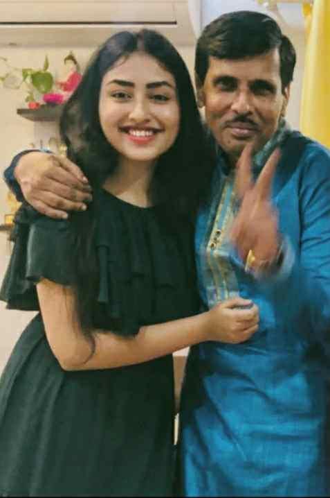 Anchal Sahu father Dwarikanath Sahu