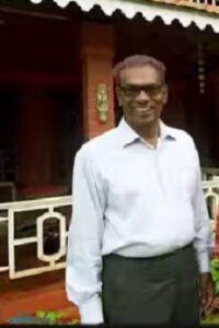 Gita Gopinath father
