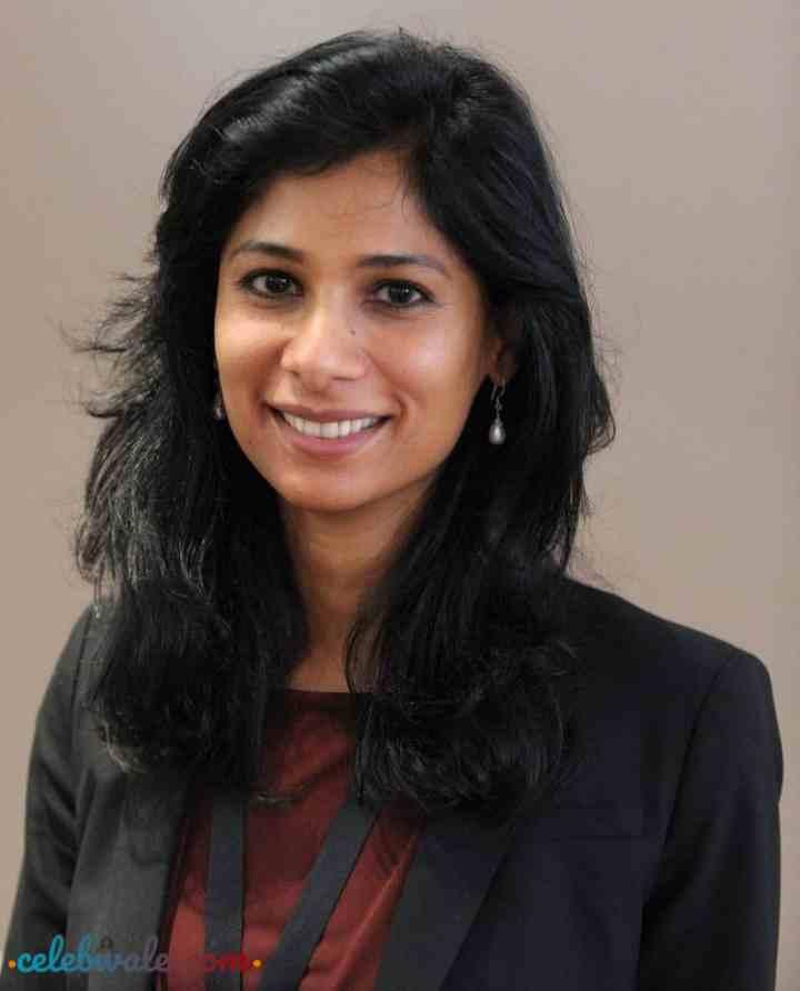 Gita Gopinath profile images