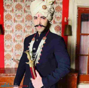 Kinshuk Mahajan as Rajaji
