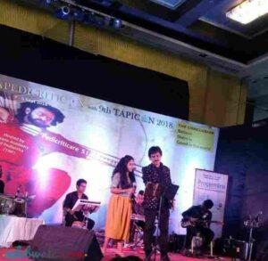 Sayli Kamble stage show