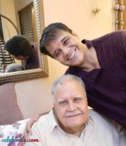 Yash Tonk with her fathers