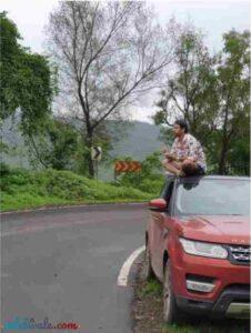 aashay mishra new car