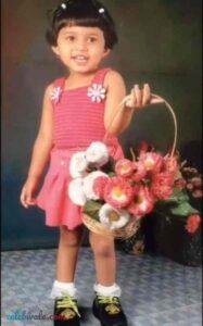 aishani yadav childhood