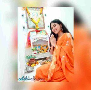 aishani yadav faith in god