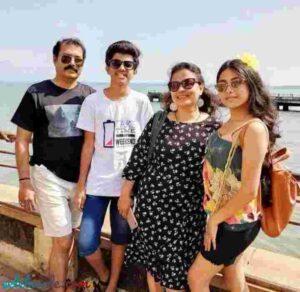 aishani yadav family