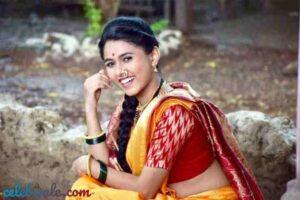 aishani yadav in saree