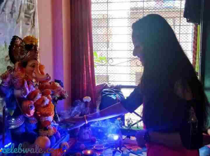 anchal sahu devotee of lord ganesha