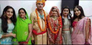nikita tiwari family