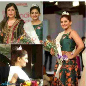 poonam shinde wins mrs. india