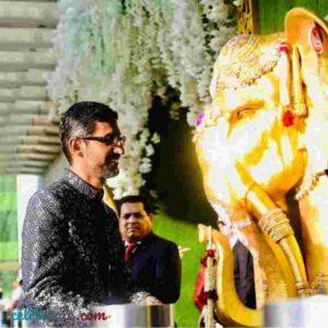 sundar pichai faith in hindu god
