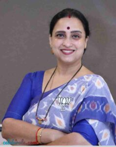 Chitra Wagh personal details