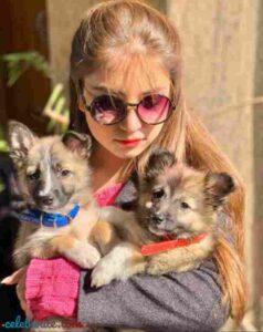 Dananeer Mobeen animal lover