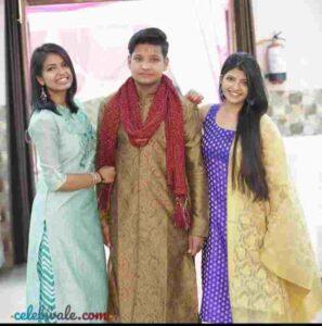 Gouri Agarwal Family