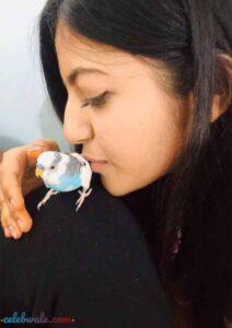 Gouri Agarwal bird lover