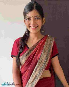 Gouri Agarwal in saree