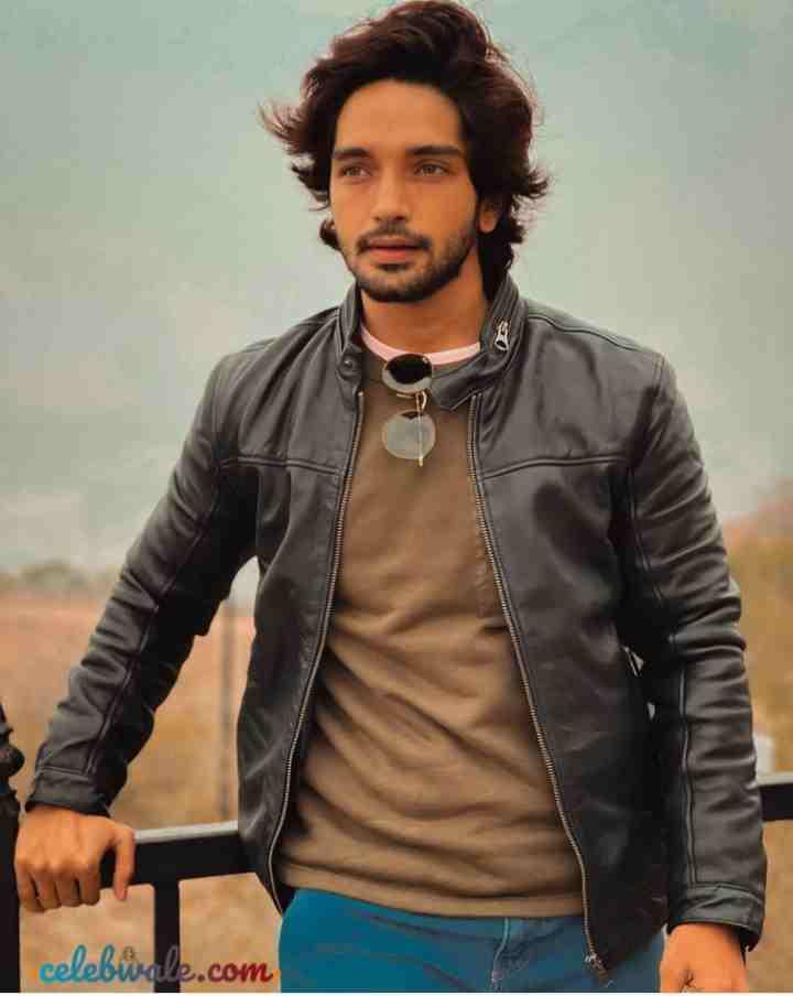 Harsh Rajput handsome look