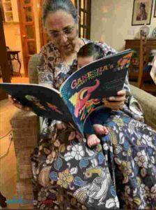 Mahima Kaul mother