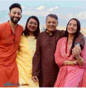 Priyanka Karki family