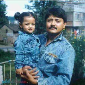 Priyanka Karki father