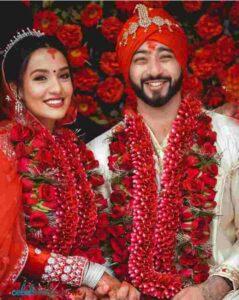 Priyanka Karki married he husband Ayushman DS Joshi