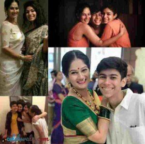 Resham Tipnis family