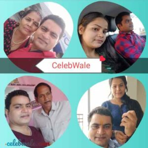 Vikas Sharma family