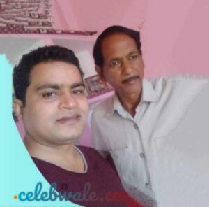 Vikas Sharma father