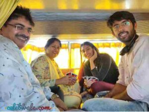 Yukti Thareja family
