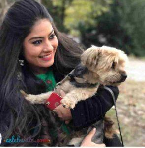 krishna mukherjee dog lover