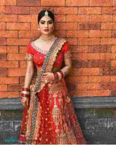 krishna mukherjee in saree