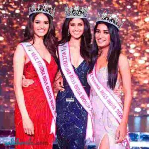 manasa varanasi miss india winner
